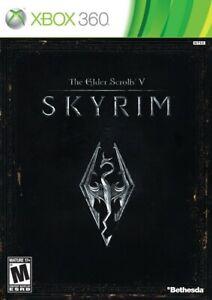 The Elder Scrolls V: Skyrim - Xbox 360 Game