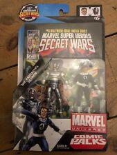 Comic Packs Marvel Universo SR. fantástico & Ultron af MuPC 6