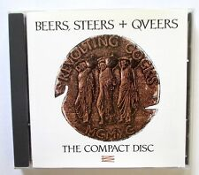 Revolting Cocks - Beers, Steers + Queers - WAX TRAX! Records - WAXCD 7063 - MINT