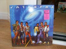 THE JACKSONS - VICTORY 1984 UK GATEFOLD LP