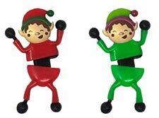 Christmas Elf Window Crawlers 8cm