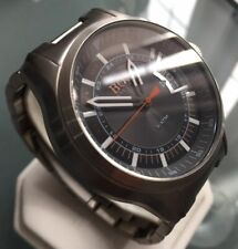Mens Genuine Hugo Boss Orange Hong Kong Large  Designer Watch Black 1550004