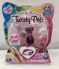 Twisty Petz Series 4 Swirlumz Squirrel Twist Bracelet to Pet Enchanted Gem