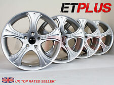 """17""""x7.5J 5x120 ET38 Fits BMW E36 E46 E90 E91 E92 E93 Alloy Wheels 1 Wheel Marked"""