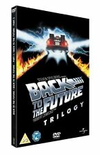 Back To The Future Trilogy Michael J. Fox, Christopher Lloyd Brand New TripleDvd