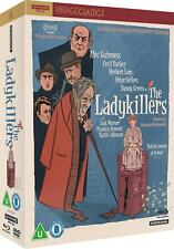 Ladykillers Collectors Edition 4k Ultra HD Region B Blu-ray DVD CD