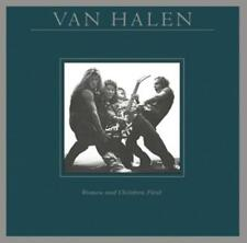 Van halen-women and children First-CD NEUF