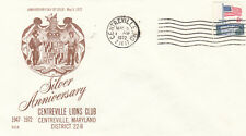 (06123) USA Cover Centrevill Lios Club MD 5 May 1972