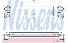 NISSENS Radiador de aire admisión FIAT SEDICI SUZUKI SX4 96483