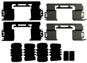 Disc Brake Hardware Kit Front ACDelco Pro Brakes 18K2119X