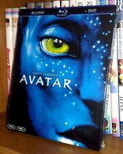 AVATAR blu ray + dvd
