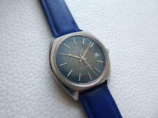 Rare Vintage Steel CERTINA Automatic VOLVO 1927-1977 Men's watch from 1970's!