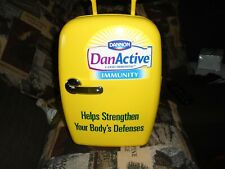 Rare Dannon Danactive Car Cooler Warmer Truck Electric Fridge 12v New