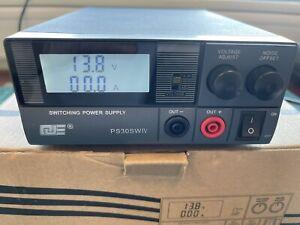 CB/Ham Radio 30 Amp Switch Mode PSU DC Power Supply Unit with LCD DISPLAY