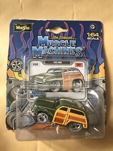 Maisto Muscle machines 1950 FORD 1/64