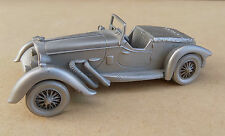 DANBURY MINT 1937 Lagonda Rapide Pewter Model