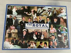 The Royal - ITV GRANADA- 1000 Piece Gibsons Jigsaw Puzzle - New Opened Box