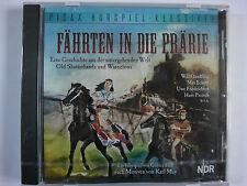 Fährten in die Prärie - Karl May Hörspiel mit Old Shatterhand + Winnetou - Pidax