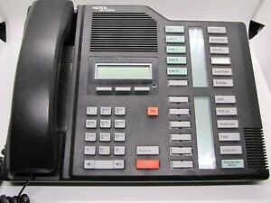 Nortel M7324 NT8B42AC-03 A0730780 Rd 1991 Business Telephone Used as-is