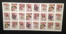 "SOUTH AFRICA STAMPS  ""CRAFTS""  ISSUED 2010  BLOCK OF 24  S/A"