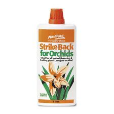 Strike Back for Orchids Liquid 1000ml - Complete fertiliser, Organic Based