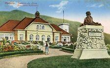 Portugal Madeira - Terreira da Luta Restaurant Esplanada old postcard