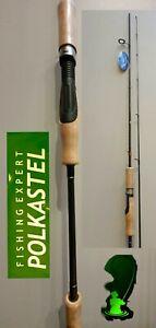 JAXON GREY STREAM ULTRALIGHT 2-12G FISHING ROD SPINING JIG ROD PERCH PIKE ZANDER
