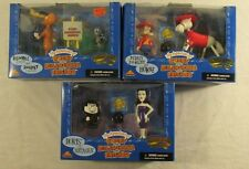 Lot of 3 Rocky & Bullwinkle, Dudley Do-Right  Boris & Natasha Exclusive Premiere