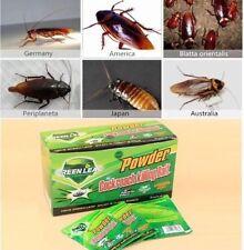 10pc.Powder Cockroach Killing Bait Roach Killer_Effective Miraculous Insecticide
