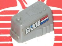 GI Joe Vehicle Devil Fish Engine Cover RIGHT STICKER 1986 Original Part
