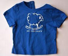 Edles Original Baby Shirt von Burberry Größe 3M 62