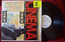 "ICE MC *** Cinema *** ORIGINAL & SCARCE 1990 Germany 12"" Single"