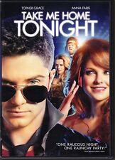 Take Me Home Tonight (DVD, 2011) Topher Grace Anna Faris