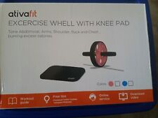 Ativafit exercise wheel with knew pad.Tone Arms. Shoulder Back & Chest