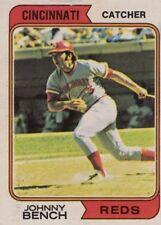 Topps Not Autographed Cincinnati Reds Baseball Cards