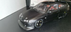 1:18 Holden 427 Monaro Just Cars Classic Carlectables BLACK EXPO PROMO  26/60