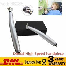 Dental E-generator LED Fiber High Speed Handstück Handpiece Turbine 4 hole