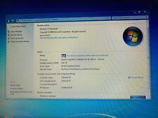 Alienware m14x i7-2630QM 2GHz 8GB RAM 500GB HDD