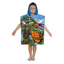 Teenage Mutant Ninja Turtles Abmessung Kinder Schwimmen Badetuch Poncho