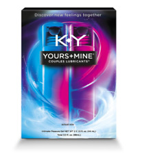KY Jelly His And Hers Stimulating Lubricant For Him Women Sex Lubes Couples HOT