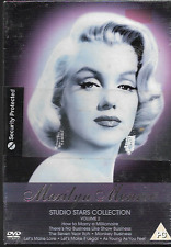 MARILYN MONROE COLLECTION VOL 2 GENUINE R2 DVD BOXSET 7-DISC SET NEW/SEALED