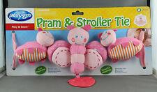 Brand Playgro Flutterbugs Pram & Stroller Tie