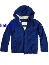 Abercrombie & Fitch Boy's Mountain Jacket Blue $120 XL