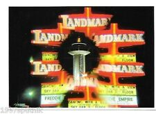 Landmark Neon closed Las Vegas Hotel postcard Casino featured in Mars Attacks R