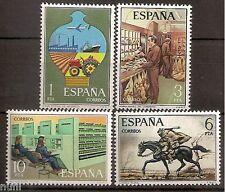 Spain  Edifil # 2329/2332 ** MNH Set  Servicios de Correos