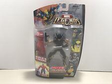 marvel legends Wolverine Black Variant Target Exclusive Red Hulk Action Figure
