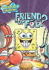 Spongebob Squarepants - Friend Or Foe (DVD, 2008)  Brand new and sealed