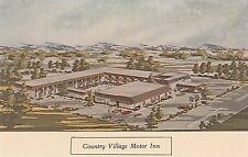 LAM(W) Wheat Ridge, CO - Country Village Motor Inn - Bird's Eye View of Property