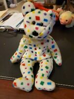 Ty 2K Beanie Baby Bear 1999 Tags With Errors VERY RARE!!