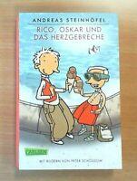 Rico, Oskar und das Herzgebreche - Andreas Steinhöfel (Nur drin geblättert)